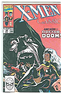 X-Men classic - Marvel comics - # 49 July 1990 (Image1)