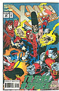 X-Men cl assic - Marvel coics -  # 95  May 1994 (Image1)