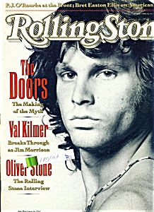 Rolling Stone Magazine - April 4, 1991