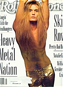 Rolling Stone magazine - September 19, 1991 (Image1)