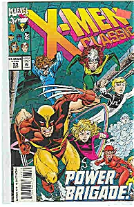 X-Men classic - Marvelcomics - # 99 Sept. 1994 (Image1)