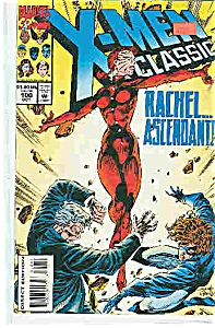X-Men classic - Marvel comics - # 100 Oct. 1994 (Image1)