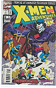 X-Men adventures - Marvel comics - # l Feb 1994 (Image1)