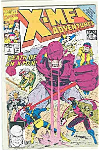 X-Men adventures - Marvel comics - # 2 Dec. 1992 (Image1)