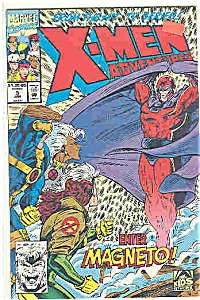 X-Men adventures - Marvel comics - #3 Jan.1993 (Image1)