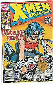 X-Men Adventures - Marvel comics - # 5 March 1993 (Image1)