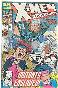 X-Men Adventures - Marvel comics - # 7 May 1993 (Image1)