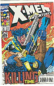 X-Men adventures - Marvel comics - # 13   Nov. 1993 (Image1)