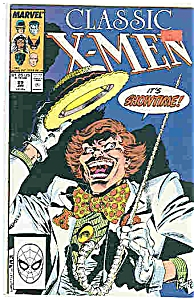 Classic X-Men - Marvel comics - # 29 Jan. 1989 (Image1)