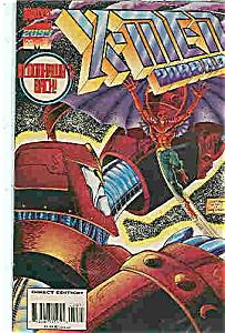 X-Men 2099 A.D. - marvel comics - # 20    1995 (Image1)