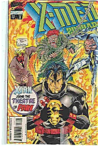 X-Men 2099 A.D.- Marvelcomics - # 22 July 1995 (Image1)