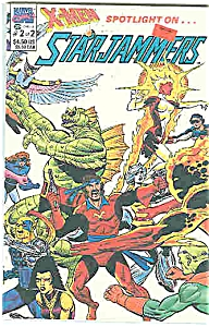 X-Men:Starjammers - Marvel comics - 2 of 2  1990 (Image1)