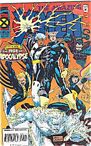 The amazing X-Men - Marvel comics - # 1 March 1995 (Image1)