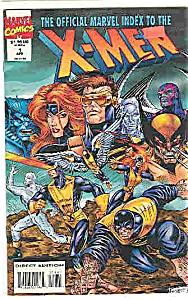 X-Men - Marvel comics - # 1  April 1994 (Image1)