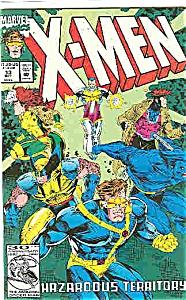 X-Men - Marvel comics - # 13  Oct. 1992 (Image1)