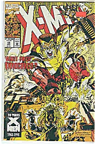 X-Men - Marvel comics - # 19 April  1993 (Image1)