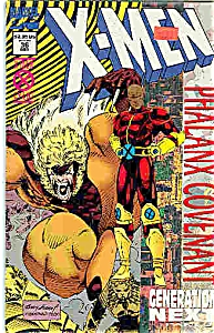 X-Men - Marvel comics - #36 Sept. 1994 (Image1)