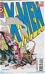 X-Men - Marvel comics - #  39   Dec. 1994 (Image1)
