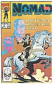 Nomad - Marvel comics - # 2 Dec.  1990 (Image1)