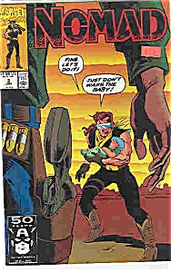 Nomad - Marvel comics -# 3  Jan. 1991 (Image1)
