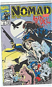 Nomad - Marvel comics - # 2  June 1992 (Image1)