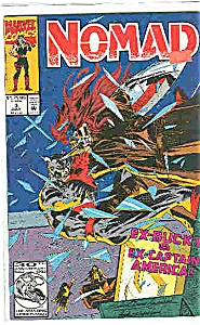 Nomad - Marvel comics - # 3 July  1992 (Image1)
