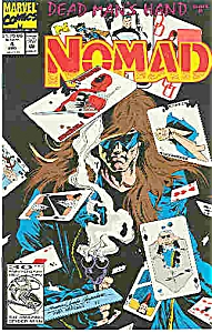 Nomad - Marvel comics - # 4   Aug. 1992 (Image1)