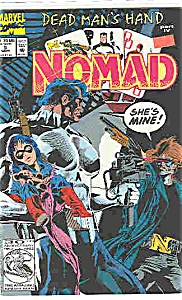 Nomad - Marvel comics - # 5  Sept. 1992 (Image1)