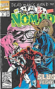 Nomad - Marvel comics - # 6 Oct. 1992 (Image1)