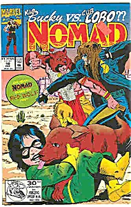 Nomad - Marvel comics - # 10  Feb. 1993 (Image1)