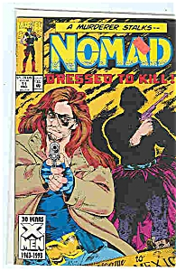 Nomad - Marvel comics - # 11 March 1993 (Image1)