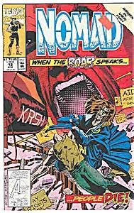 Nomad - Marvel comics - # 12 Ap.ril 1993 (Image1)