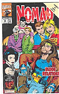 Nomad - Marvel comics - # 14 June 1993 (Image1)
