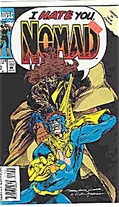 Nomad - Marvel comics - # 15 July 1993 (Image1)