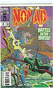Nomad - Marvel comics - # 16  August  1993 (Image1)