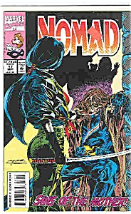 Nomad = Marvel comics - # 17 Sept. 1993 (Image1)