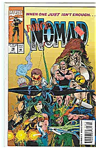 Nomad - Marvel comic - # 18 Oct.1993 (Image1)