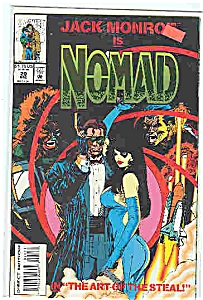 Nomad - Marvel comics = # 20   Dec. 1993 (Image1)