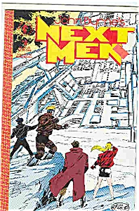 Next Men - Dark Horse comics  # 8  1992 (Image1)