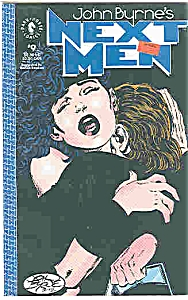 Next Men - Dark Horse comics - # 9  1992 (Image1)