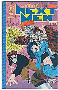 Next Men - Dark Horse Comics - 1993 March # 13