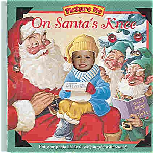Picture me books - Picture me on Santa's Knee (Image1)