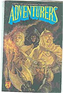 Adventurers  -Adventure comics -  # l  1989 (Image1)