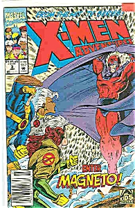 X-Men adventures - Marvel comics - Jan. 1993  # 3 (Image1)