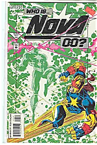 Nova 00 =Marvel comics   April 1994 (Image1)