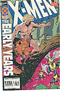 X-Men - Marv el comics - # 10  Feb. 1995 (Image1)