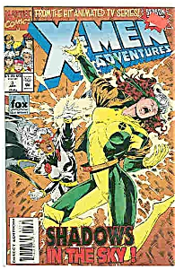 X-Men Adventures - Marvel comics - #3  April; 1994 (Image1)