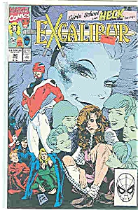 Excalibur - Marvel comics - # 32 Dec. 1990 (Image1)