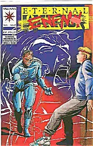 Eternal Enemy = Valiant  comics - # 13 Aug. 1993 (Image1)