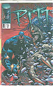 Pitt - Image comics - # 8 April 1995 (Image1)